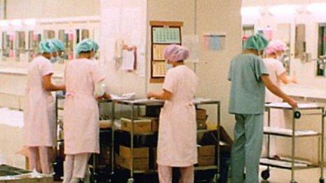 病院再編で泣く職種