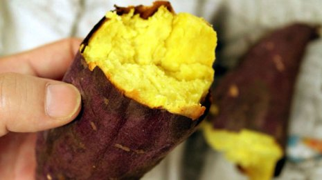 老化防止成分たっぷり 「焼き芋」でアンチエイジング