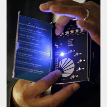 生活に欠かせない青色LED/(C)AP