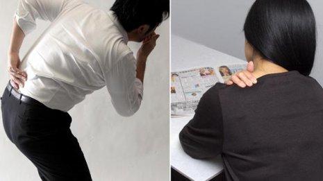 増える腰痛・減る肩こり