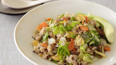 食事の歪みはこう正す 栄養素豊富な「雑穀料理」で体調改善