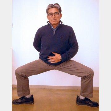 股関節周辺の筋肉を鍛える