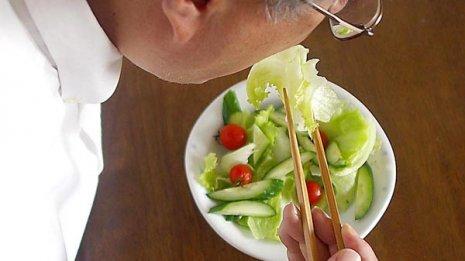 カット野菜ですら保存できるのは1日程度