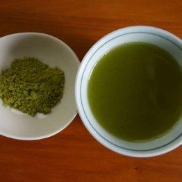静岡県のべにふうき茶