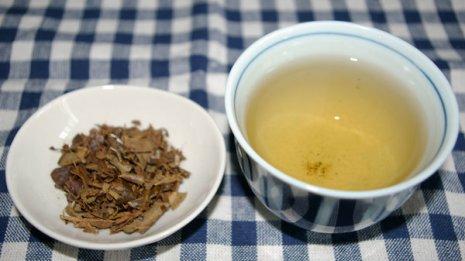 山口県のビワ茶