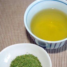 熊本県のモリンガ茶