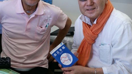 元テレビプロデューサー 佐藤義和さん(67) 十二指腸潰瘍