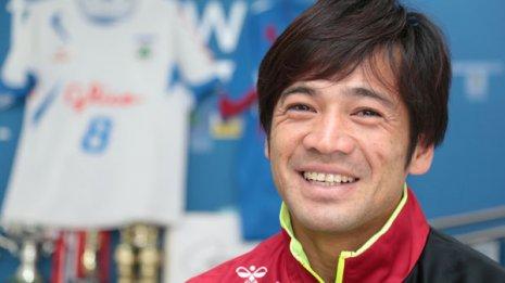 元サッカー選手 杉山新さん(34) 1型糖尿病