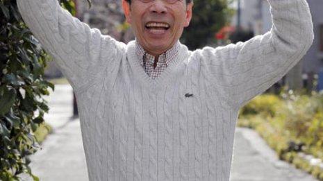 落語家 林家木久扇さん(77) 喉頭がん