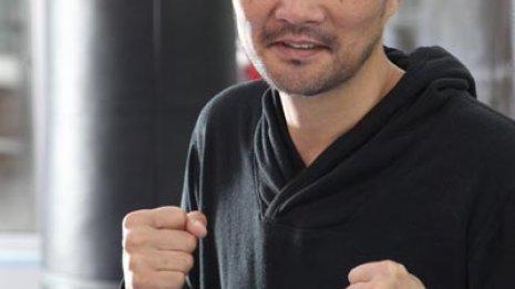 元プロボクサー 竹原慎二さん(43) 膀胱がん
