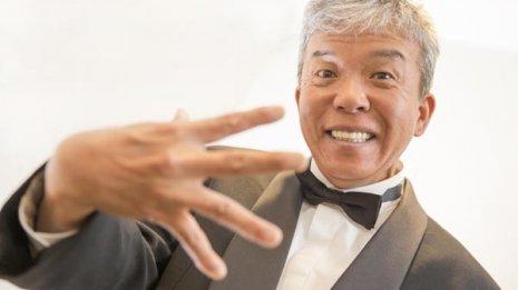 お笑い芸人 村上ショージさん(59) 急性A型肝炎