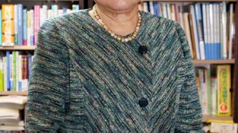 評論家 樋口恵子さん(82) 胸腹部大動脈瘤感染症