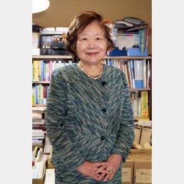 樋口恵子さん