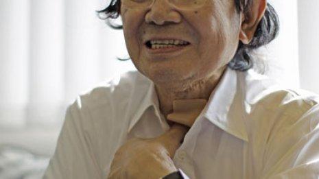 元衆院議員  与謝野馨さん(76)  下咽頭がん ㊤