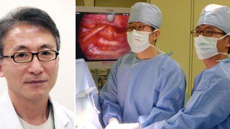 NTT東日本関東病院ペインクリニック科の安部洋一郎部長
