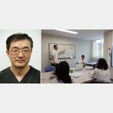 埼玉医科大学国際医療センター診療科長の大西秀樹教授