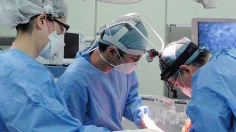 【多剤耐性結核治療】 複十字病院・呼吸器外科(東京・清瀬市)
