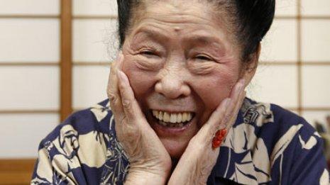漫才師 内海桂子さん(93) 乳がん