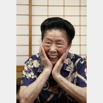 内海桂子さん
