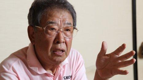 プロゴルファー 田原紘さん (72) 一過性脳虚血発作 ㊦