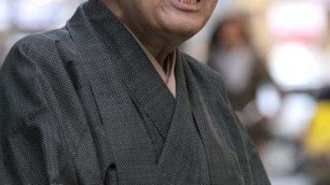 講談師 一龍斎 貞水さん (74) ㊦