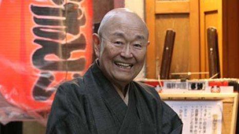 講談師 一龍斎 貞水さん (74) ㊤