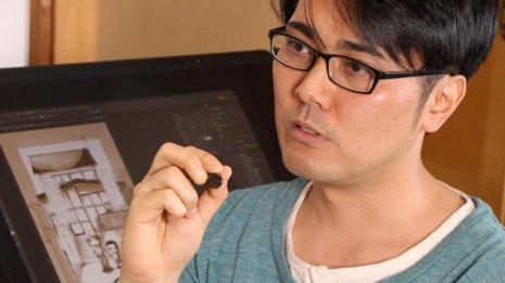 漫画家 武田一義さん (38) 精巣腫瘍 ㊤