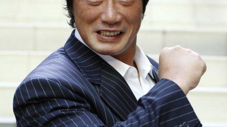 元プロレスラー 小橋建太さん (47)