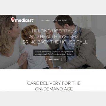 「Medicast」の