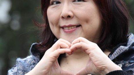 歌手 丸山圭子さん (59) 卵巣嚢腫