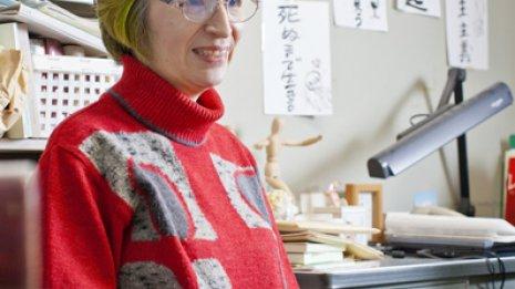 作家 荻野アンナさん (57) 大腸がん ㊦
