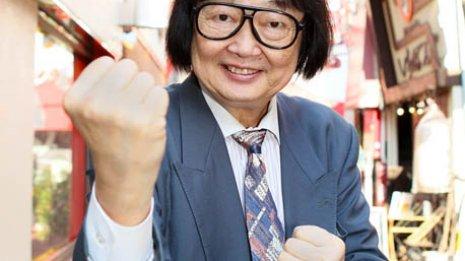 司会・タレント 大木凡人さん(70) 大動脈瘤乖離