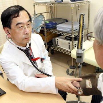 東邦大学佐倉病院の東丸貴信教授