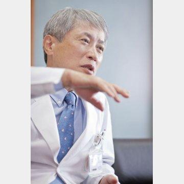 順天堂大医学部の天野篤教授