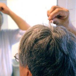 「苦労すると白髪が増える」は俗説か?