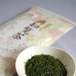 鹿児島県産の奥知覧茶