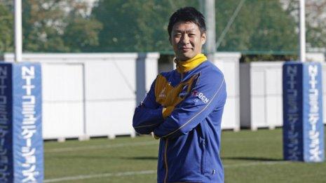 NTT Comラグビー部コーチ 栗原徹さん(37)喘息