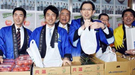 【3.11を考える】(下)福島の米と牛肉は日本一安全だ