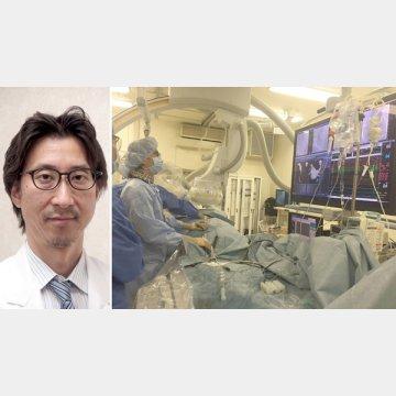 慶應義塾大学病院の高月誠司准教授