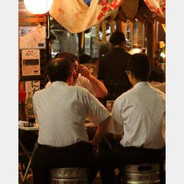 お酒好きはリスクが高い(写真はイメージ)