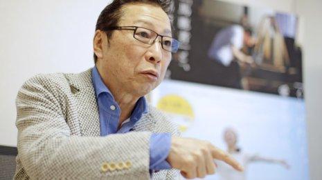 俳優・石倉三郎さん(69)痛風