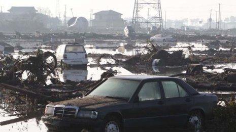津波で肺炎死亡のリスクが増加する