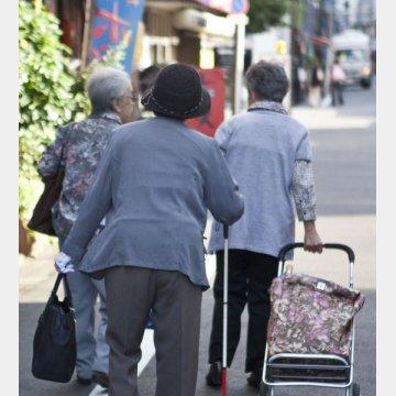 必要ないのに食制限をしている高齢者も…