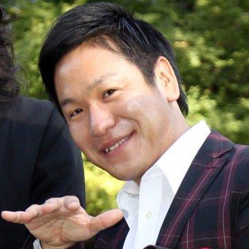 お笑いコンビ「はんにゃ」の川島章良
