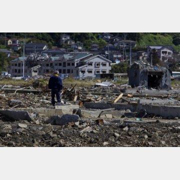 東日本大震災でも激増