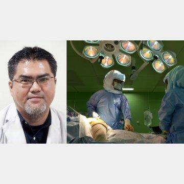 鎌ケ谷総合病院/整形外科リウマチ科の望月猛副院長
