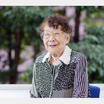 現在96歳にして現役医師の梅木信子さん