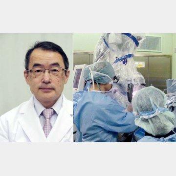 厚生中央病院・脳神経外科の田草川豊部長