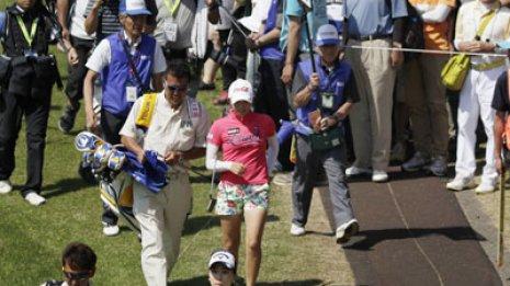 ゴルフ大会のイベントナースのアルバイトをしたら…