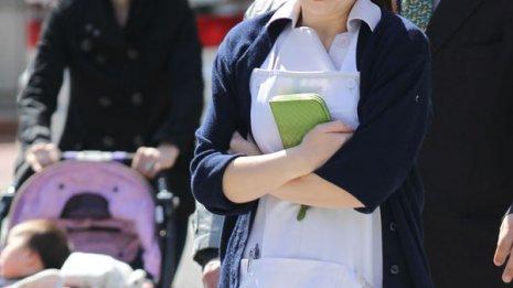 専門性の高い看護婦の「同行訪問」は在宅療養の強い味方